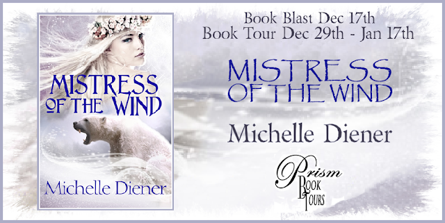 Mistress of the Wind – Tour Launch + Giveaway