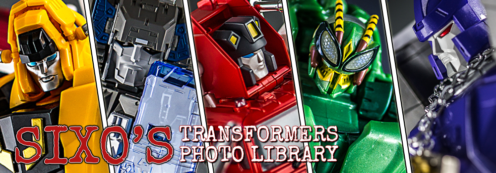 Sixo's Transformers Photo Library