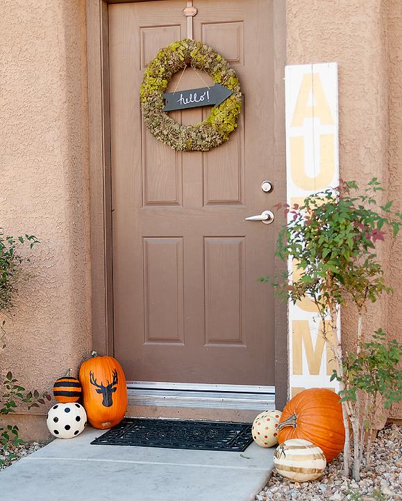 Simply Girly Diy Pumpkin Decoration