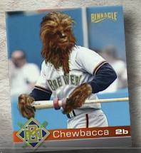 List of Baseball Cards in Movies and TV