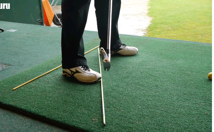 Image result for shaft on floor between feet takeaway