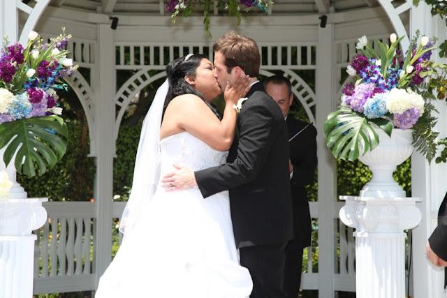 Disneyland Wedding - Disneyland Hotel