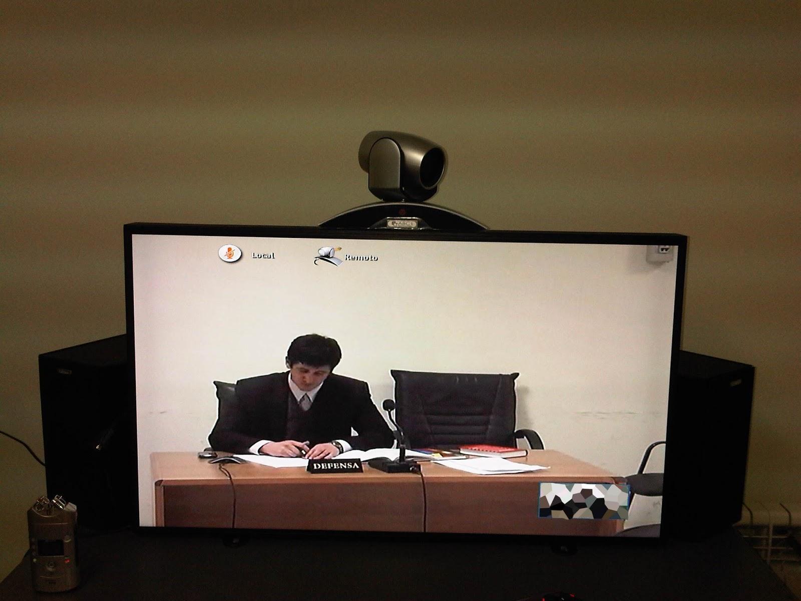 Oficina judicial sarmiento sistema videoconferencia for Oficina judicial
