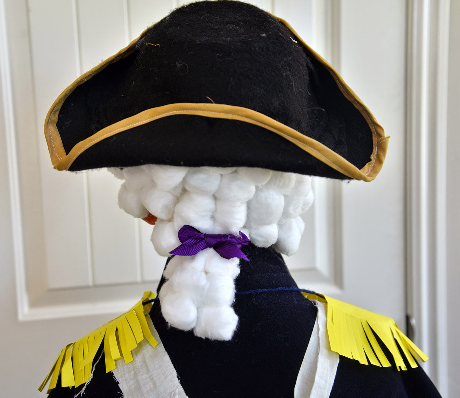 A school of fish george washington and making powdered wigs pronofoot35fo Image collections