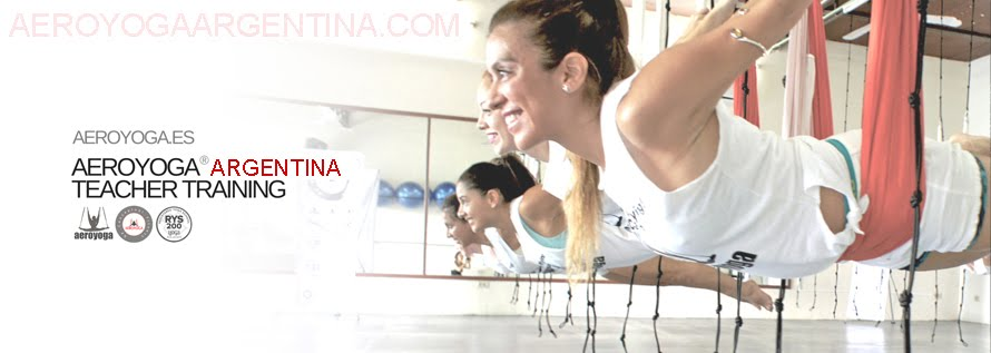 Aero Yoga International Argentina!