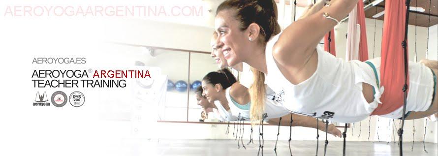 Aero Yoga International Argentina!