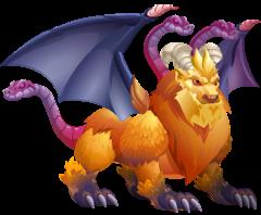 imagen del quimera dragon