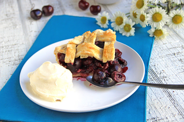 homemade cherry pie crust recipe easy