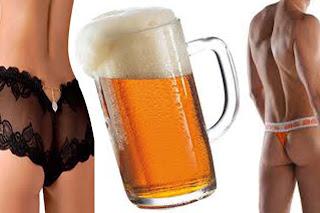 cerveza y sexo
