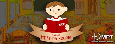 PRÊMIO MPT NA ESCOLA 2017