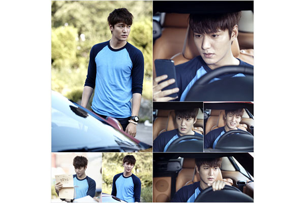 first day of filming for Lee Min-Ho (Aug. 22 @ Paju, South Korea)