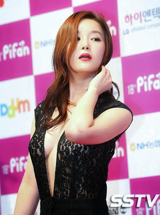 Yoo Ra-seong (유라성) at the 18th Puchon International Fantastic Film Festival (PiFan) 2014