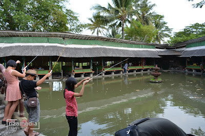 Tempat Pemancingan di Jogja