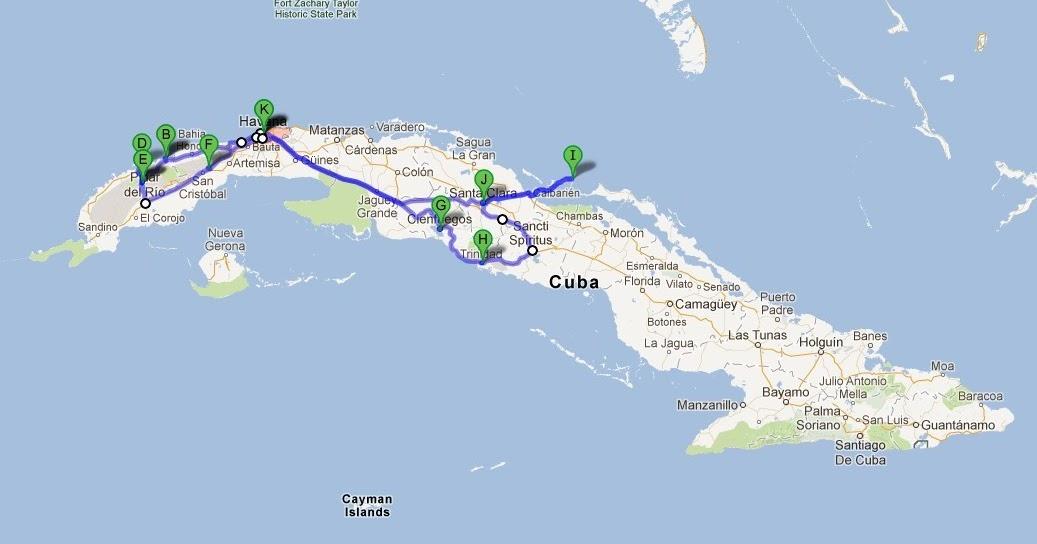 Voyage Cuba Mars 2013 Notre Voyage De Noces Cuba