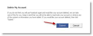 Delete My FB Account