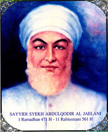 Salah Satu Karomah Syekh Abdul Qodir Al-Jailani r.a.