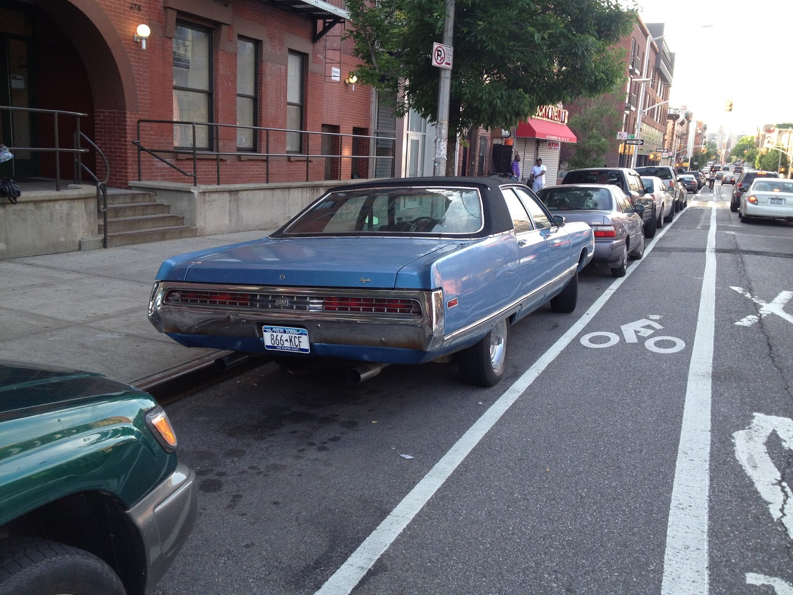 NYC Hoopties - Whips Rides Buckets Junkers and Clunkers: Closing out ...