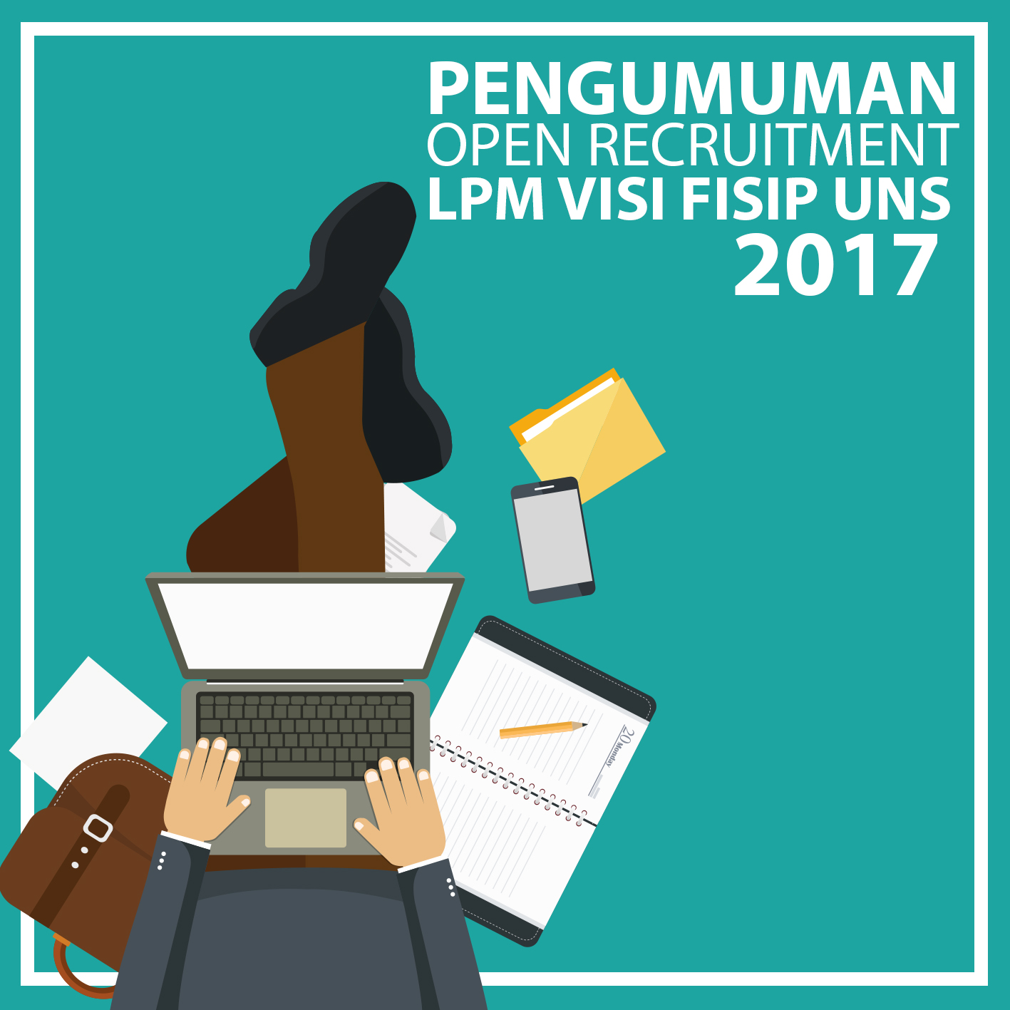 Pengumuman Open Recruitment