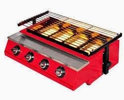 Panggangan-Sosis-bakar-Gas-Roaster-Gk-222