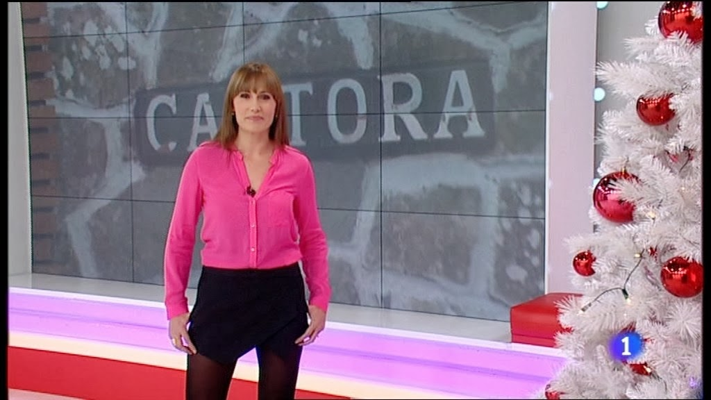 CAROLINA CASADO, CORAZON (26.12.13)