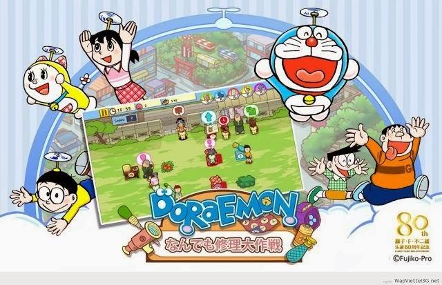 Doraemon Repair Shop Hack Tools
