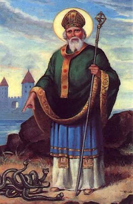 TheJungleStore.com Blog | St. Patrick And The (Non-Existent) Snakes