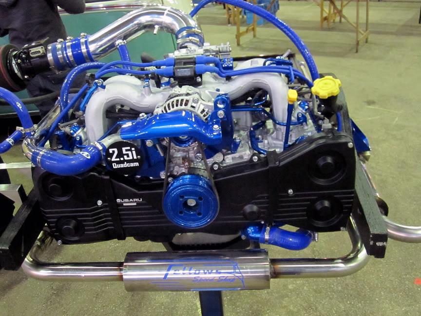 Kombi Com Motor Subaru