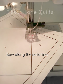 fpp+4 National Sewing Month 2012: Foundation Paper Pieceing Tutorial