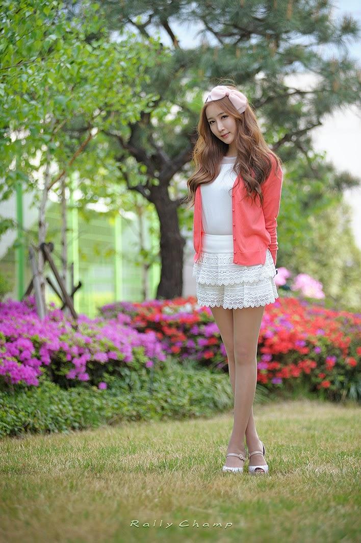 4 Oh Ah Hee - P&I 2014 - very cute asian girl-girlcute4u.blogspot.com
