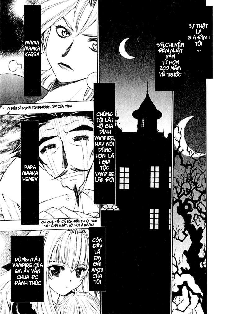 Karin - Chibi Vampire Chap 2 - Next Chap 3