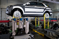 2011 Mercedes-Benz M-Class W 166 Testing rig simulation laboratory comfort handling