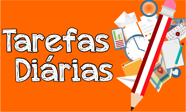 TAREFAS DIÁRIAS