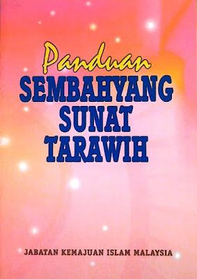 Panduan Solat Sunat Tarawikh Di Bulan Ramadhan