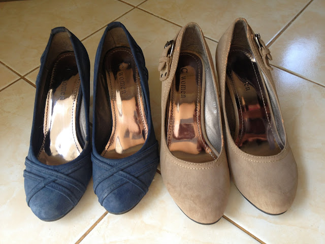 The Budget Fashion Seeker - C Women (Shoes from Cinderella) 1