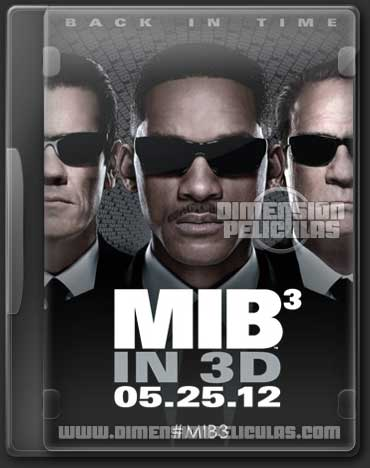 Men In Black III (BRRip 3D FULL HD Inglés Subtitulada))