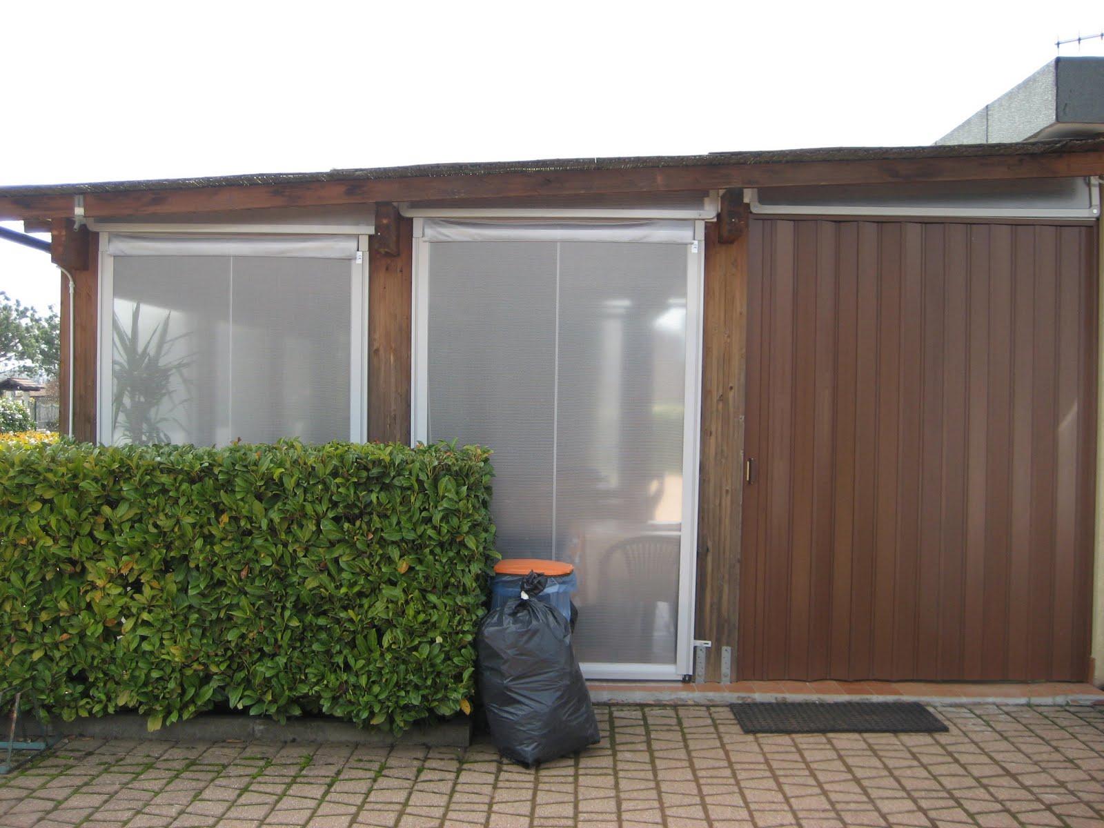 Tende Veranda Per Chiusure Invernali : Tende da sole a torino m f chiusura di pergolato in