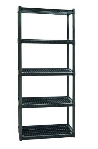 Rack Storage Plano Molding Shelf Plastic Shelf Storage