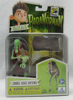 Zombie Judge A good look at the Paranorman figures
