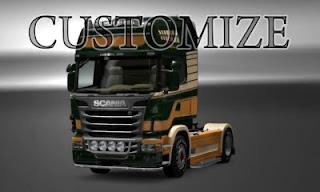 Euro Truck Simulator 2 mods