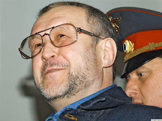 Vyacheslav Ivankov powerful russian mafia member
