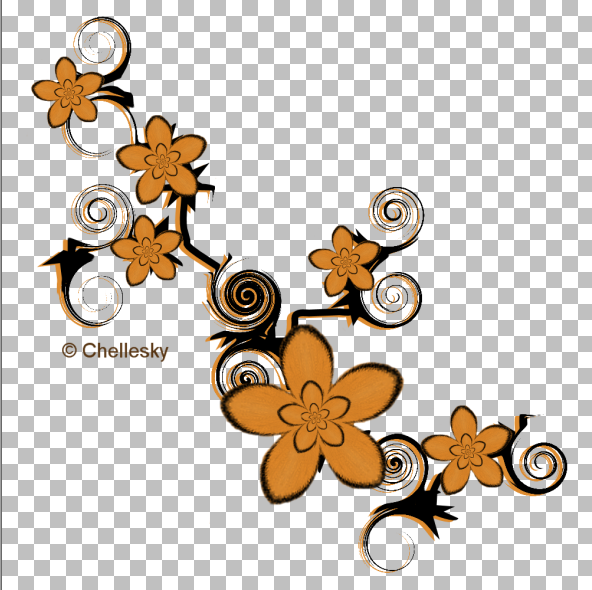 Download The Flower Doodle Tutorial HERE