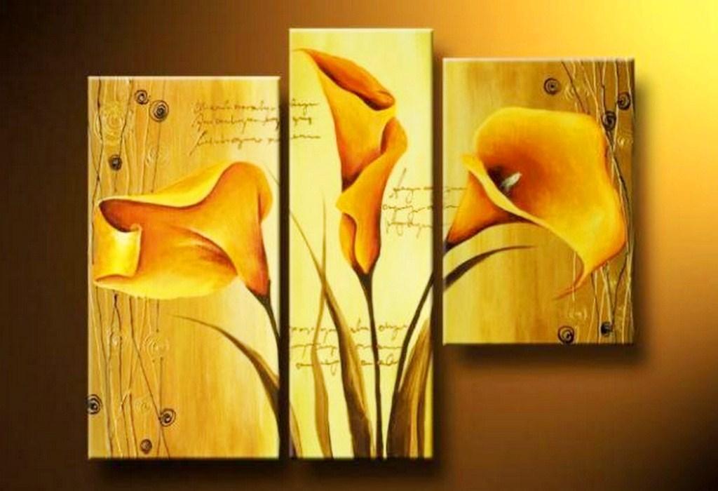 Cuadros pinturas oleos abstractos leo - Cuadros decorativos para cocina abstractos modernos ...