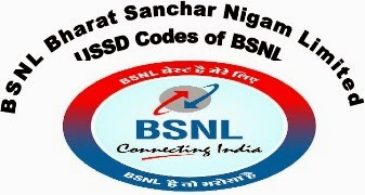 bsnl codes of ussd