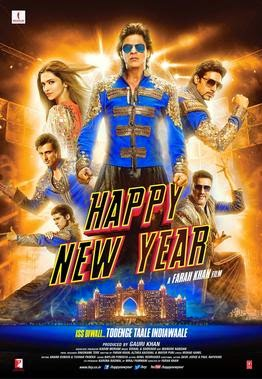 Watch Happy New Year (2014) Hindi Non Retail DVDRip Full Movie Watch Online Free Download