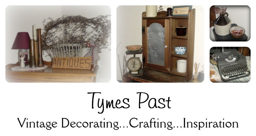 Tymes Past Antiques and Vintage Decor