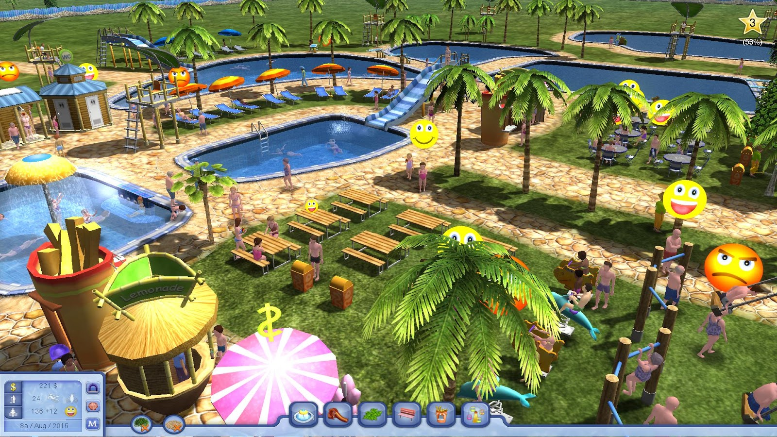 Download Game Waterpark Tycoon Full Version Terbaru Gratis