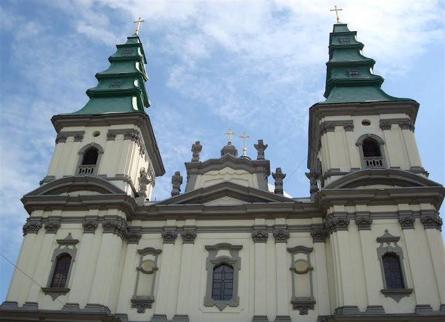 Greek-Catholic Cathedral, Ternopil, Ukraine