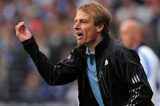 Klinsman es nuevo técnico de Estados Unidos