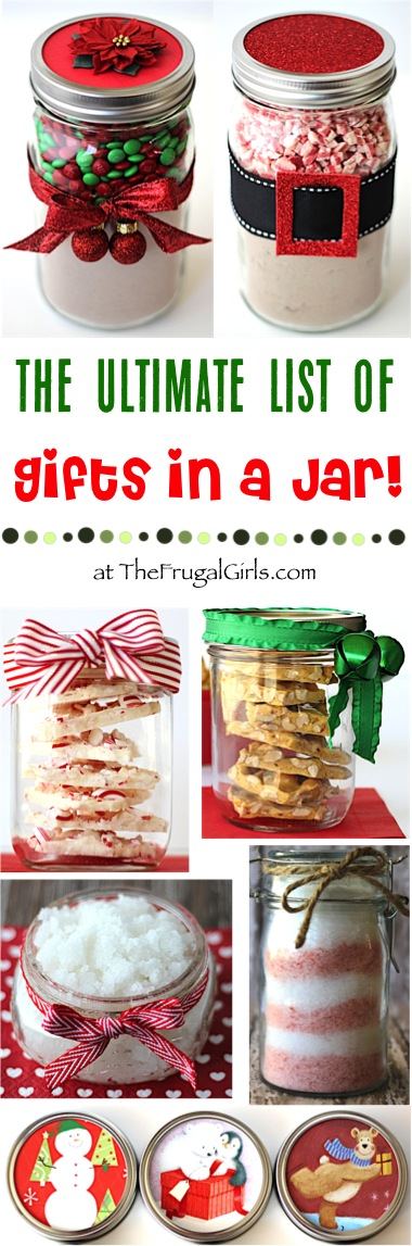 Amazing diy mason jar gift ideas for christmas do it for Homemade baking gifts for christmas