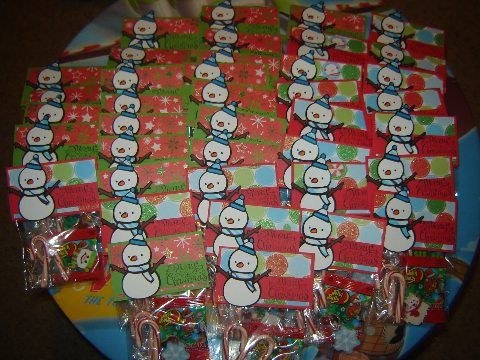 christmas goodie bags